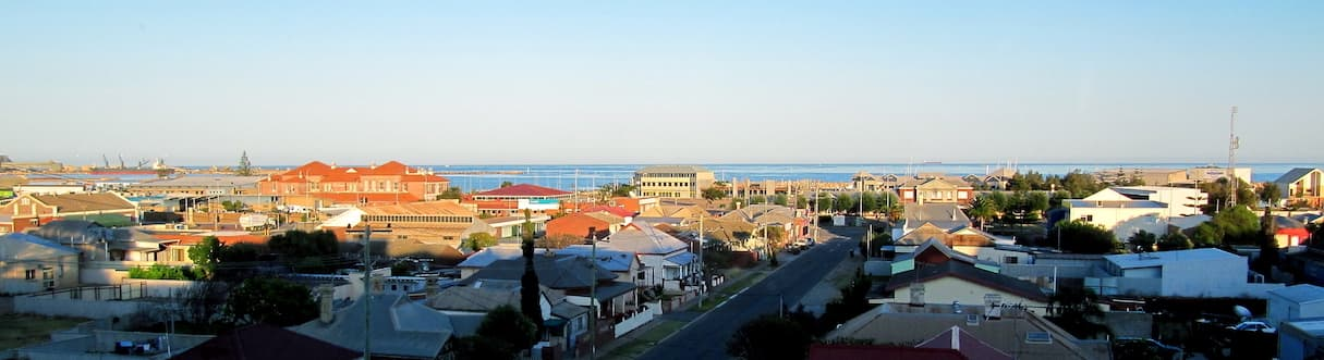 Geraldton WA panorama