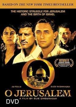 O Jerusalem DVD