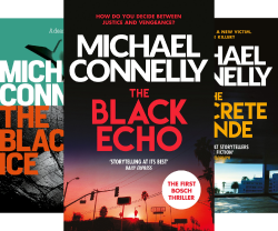 Harry Bosch Book Series: Michael Connelly