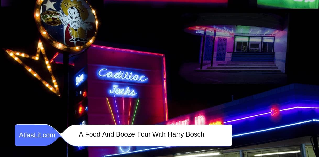 Harry Bosch Food Tour